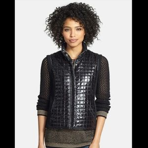 ❄Vince Camuto lightweight quilted vest NWT XL